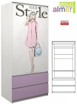 szafa FASHION  C12 90x55 w.200