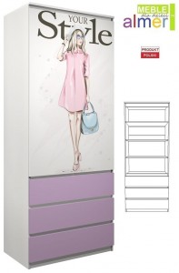 szafa FASHION  C22 90x55 w.224