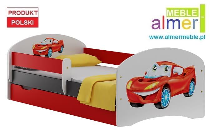 Super Car N20s łóżko Dziecięce Z Szufladą 20090 Meble Dla Dzieci